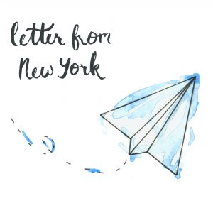 Letter From New York - Cover